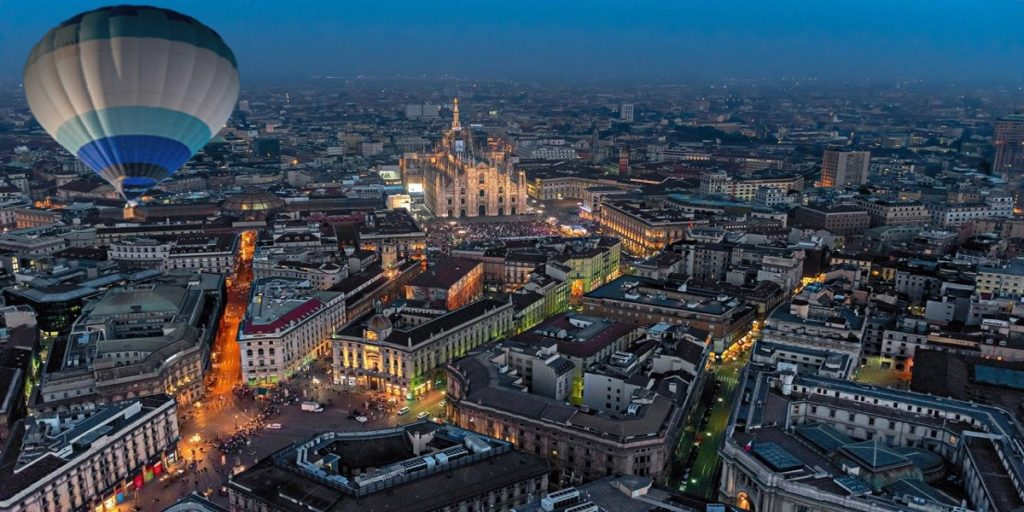 Mongolfiere Milano