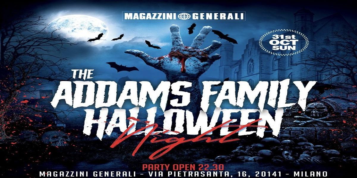 Halloween Magazzini Generali