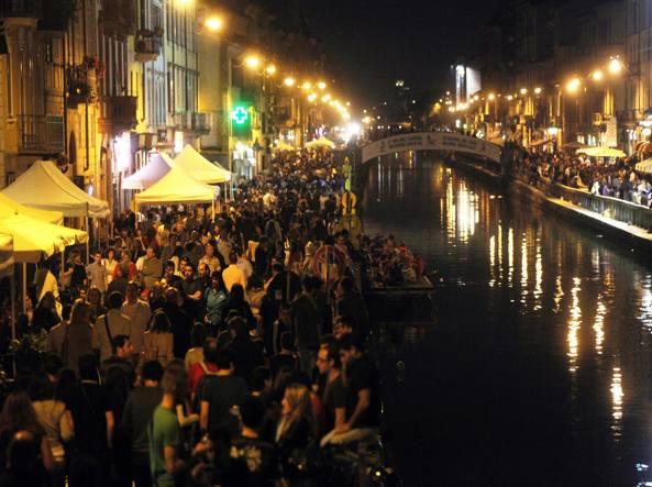 Locali per feste Navigli Milano