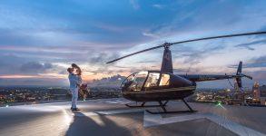 Noleggio elicotteri Milano