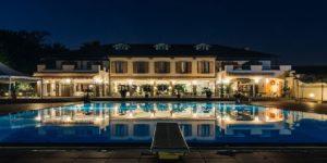 Piscina Hotel dei Giardini Nerviano