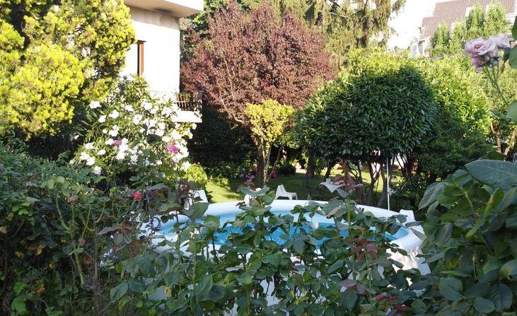 Piscina Villa Gardone Piscina